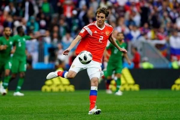 ماريو فيرنانديز : سأصبح أكثر احترافًا مع المنتخب الروسي