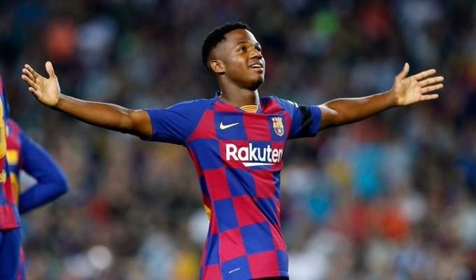 برشلونة يؤكد تمسكه بموهبته الشابة