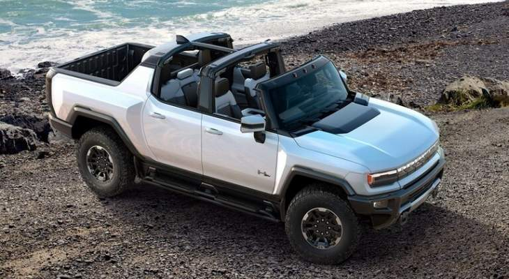تعرف على النموذج الجديد من سيارة Hummer