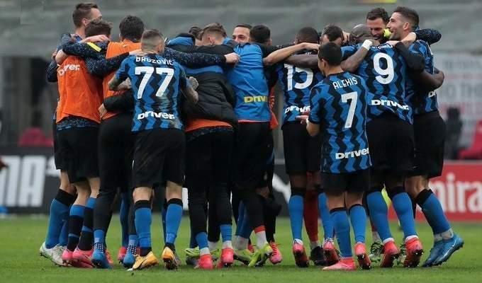 ترتيب الدوري الايطالي بعد نهاية الجولة 23