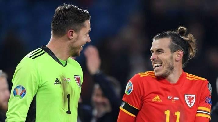 بايل يستفز ريال مدريد بعد تأهل ويلز إلى كأس أمم أوروبا