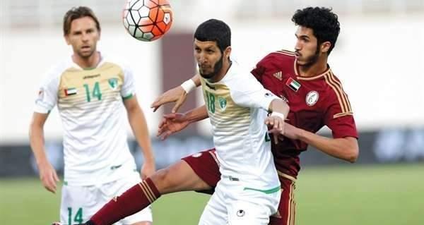 النصر الإماراتي يُنهي اعارة الحسين صالح الى الوحدة