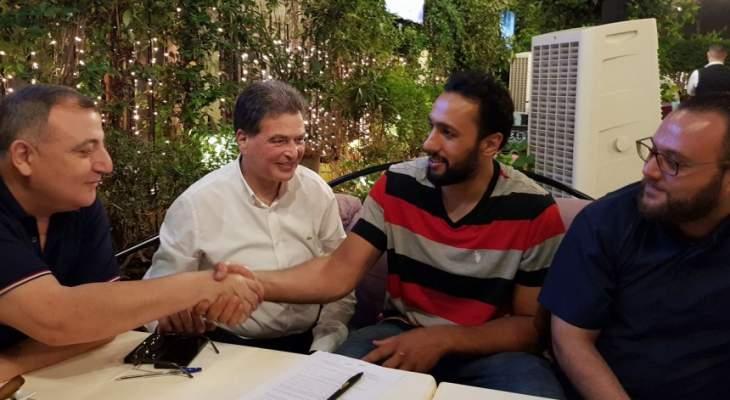 رسمياً: علي حيدر ينضم إلى فريق بيروت