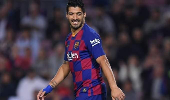 اصابة سواريز تقلق جماهير برشلونة