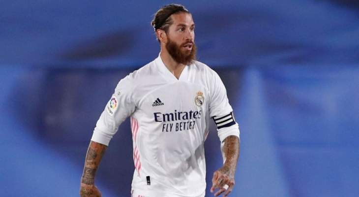 ريال مدريد يعلن عن تعرض راموس للاصابة مجددا
