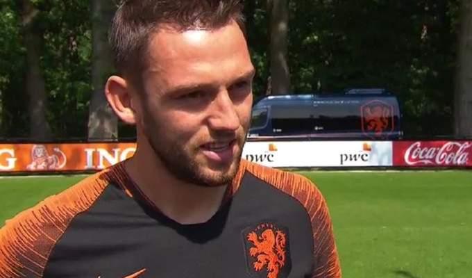 دي فراي يترك معسكر المنتخب الهولندي بسبب الاصابة