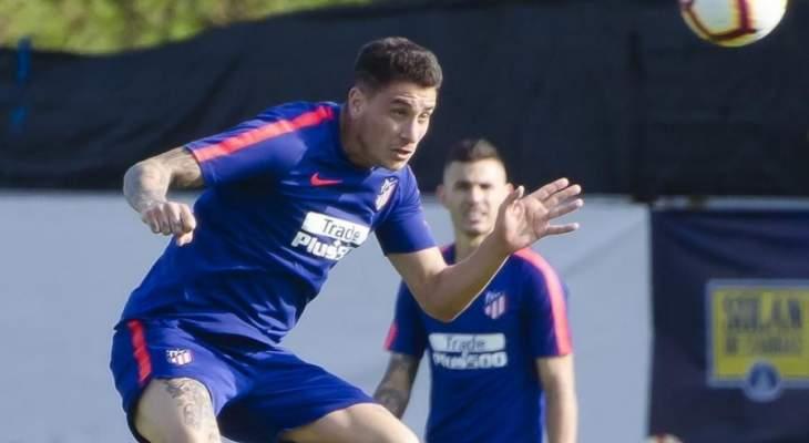 خبر سار لاتلتيكو مدريد قبل مواجهة فياريال