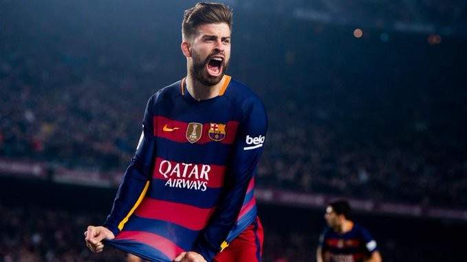 بيكيه يقرر ترك برشلونة