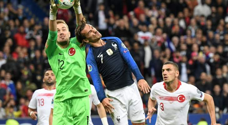 تصفيات كأس أوروبا 2020: فرنسا وانكلترا للحسم والبرتغال لتعزيز حظوظها