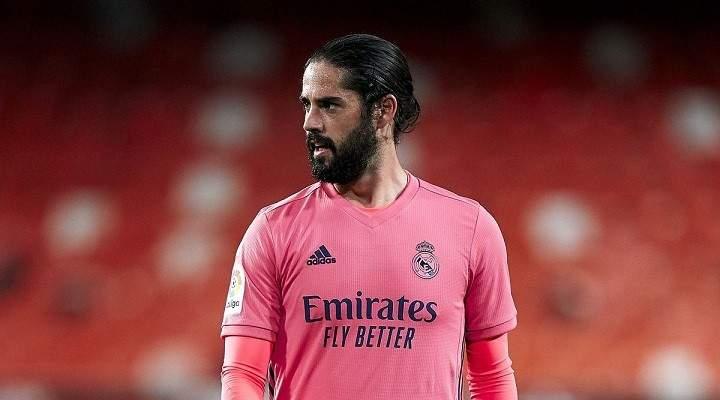 ريال مدريد أفشل صفقة إنتقال ايسكو إلى مانشستر سيتي