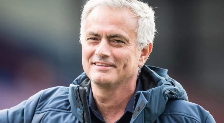 مورينيو: ندومبيلي يتحسن وهو مختلف عن الموسم الماضي