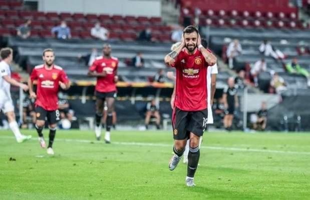 اليونايتد يعبر لنصف نهائي الدوري الاوروبي بفوز شاق امام كوبنهاغن
