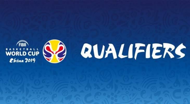 تصفيات كأس العالم لكرة السلة: هزائم ساحقة لإيران وقطر