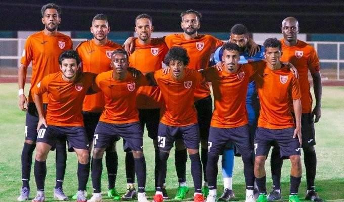 حادثة غريبة في الدوري السعودي لكرة القدم