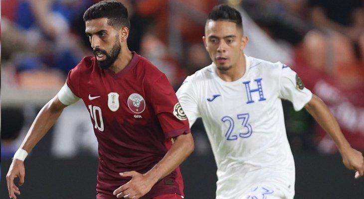 اهداف منتخب قطر في مرمى هندوراس