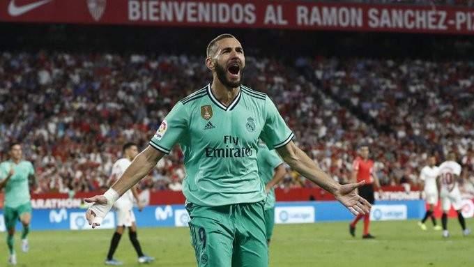 ريال مدريد يتقاسم الصدارة مع اتلتيك بيلباو في الدوري الاسباني