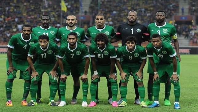 إعلان قائمة المنتخب السعودي لوديتي اليمن والأردن