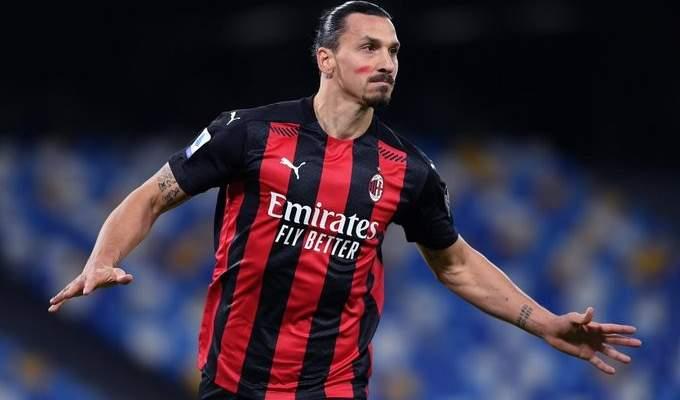 زلاتان يسجّل في كل مباراة شارك بها هذا الموسم في الدوري الايطالي