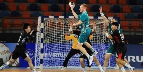 مونديال اليد: بيلاروسيا تتخطى كوريا الجنوبية وتتأهل للدور الثاني