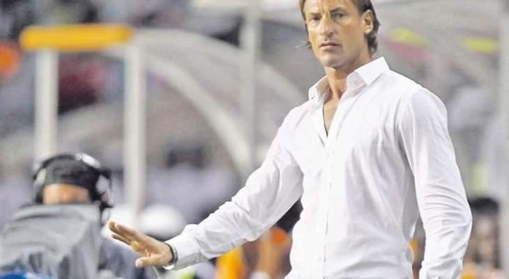 مدرب المغرب: لا توجد مشاكل مع بن عطية