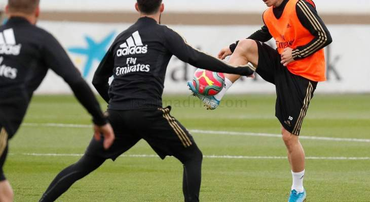 مودريتش يعود لتدريبات ريال مدريد