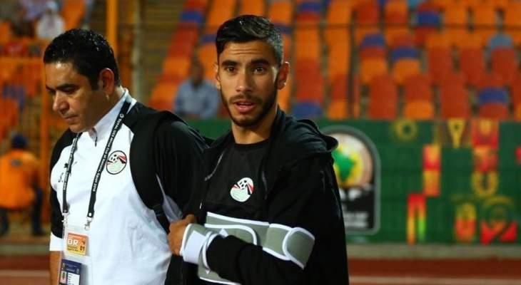 مدرب الاولمبي المصري يكشف تفاصيل إصابة صانع العاب الفريق