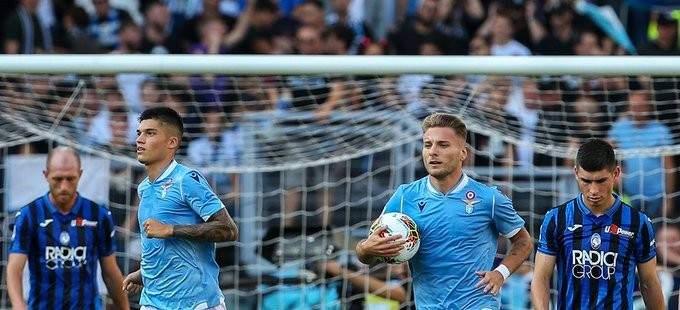 الدوري الايطالي: لاتسيو يعود من بعيد ليقلب الطاولة على اتالانتا بتعادل مثير