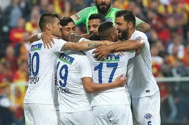 الدوري التركي: فنربخشة يتصدر الترتيب بعد فوزه على قاسم باشا