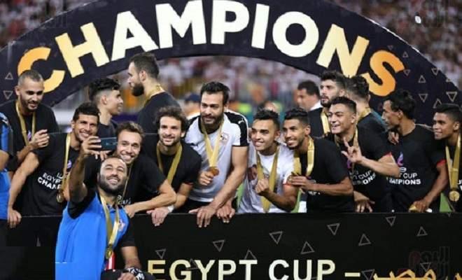 خاص :  الزمالك تفوق فنيا وتكتيكيا على بيراميدز وحقق كأس مصر عن جدارة واستحقاق