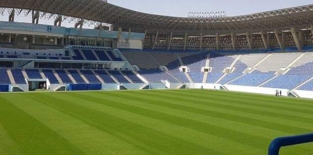 """رسميا ..ملعب """"جامعة الملك سعود""""  يحتضن مباريات النصر"""
