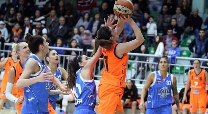 قوانين جديدة في بطولة لبنان لدى السيدات