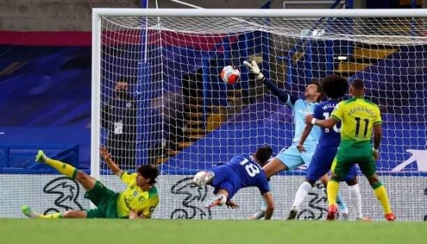 البريمرليغ: تشيلسي يعزز مركزه الثالث بفوز صعب امام نورويتش سيتي