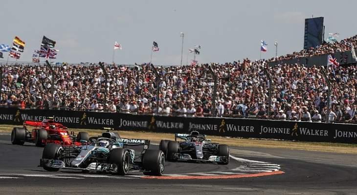 الفورمولا 1 ما زالت تأمل بإقامة سباق انكلترا