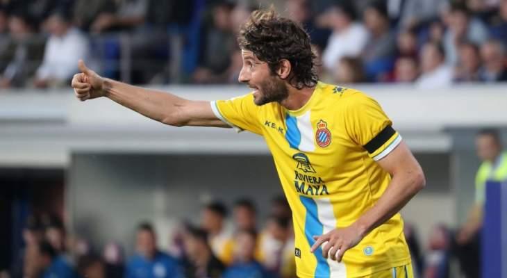 نجم اسبانيول: انا من اتخذ قرار الرحيل عن ريال مدريد