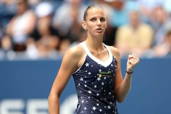بليسكوفا الى ربع نهائي بطولة اميركا المفتوحة للتنس