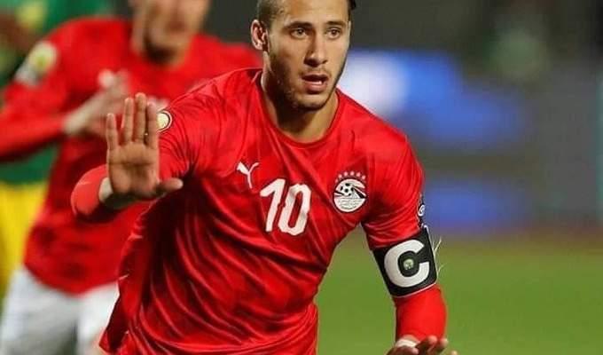 رمضان صبحي افضل لاعب في امم افريقيا للشباب