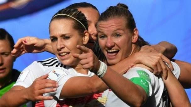 مونديال السيدات: اسبانيا والصين ترافقان المانيا المتألقة الى دور الـ 16