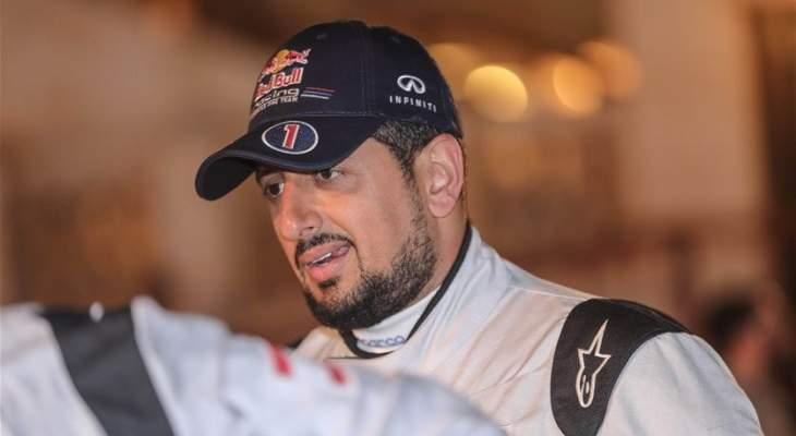 أحمد خالد وملاحه الأردني جيهريان في بطولة الشرق الاوسط للراليات ٢٠٢١