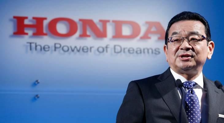 شركة هوندا تريد الفوز ببطولة الفورمولا 1 في 2020