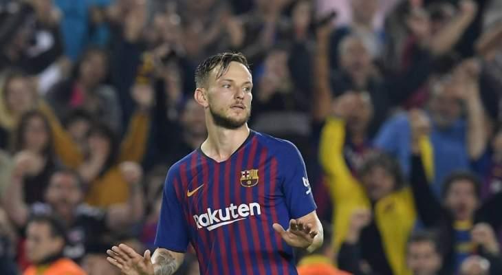 راكيتيتش يحسم الجدل بشأن مستقبله مع برشلونة