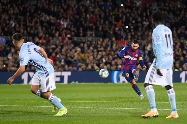 رفض طلب برشلونة بشأن ميسي
