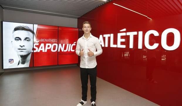 رسمياً: سابونيتش يدعم صفوف اتلتيكو مدريد