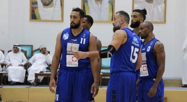 الشانفيل يحرز لقب بطولة ابو ظبي