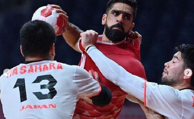 أولمبياد طوكيو كرة اليد :  فوز تاريخي للبحرين على اليابان ومصر تتفوق على السويد