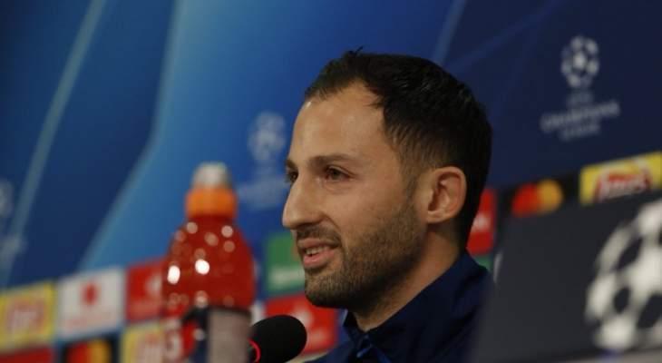 مدرب شالكه يتحدث عن لقاء فريقه امام لوكوموتيف موسكو في دوري الابطال