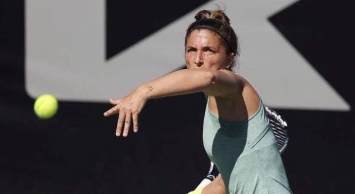 جونز تحجز مقعدها في بطولة استراليا