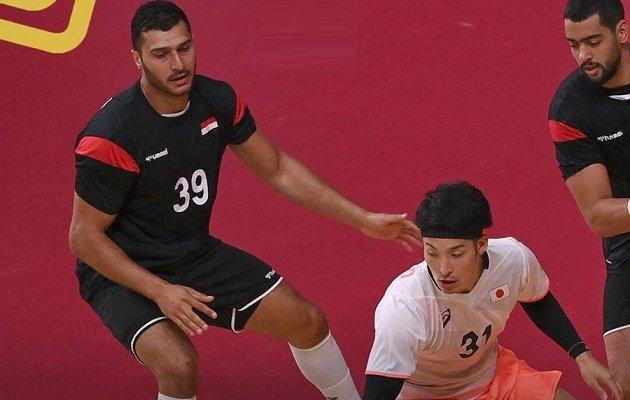 أولمبياد طوكيو 2020 : يد مصر تهزم اليابان وتضع قدما في الربع النهائي