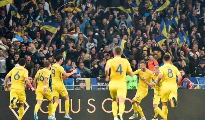 اوكرانيا تقلق راحة رونالدو ورفاقه وتعادل فرنسا امام تركيا