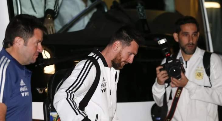 مباراة الأرجنتين والأوروغواي ستقام رغم المخاوف الأمنية