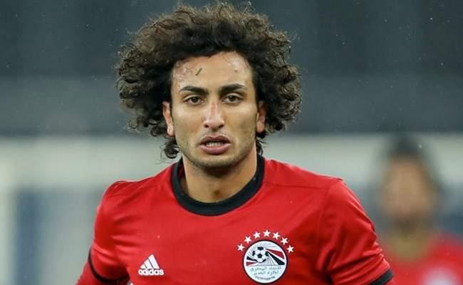 رسميا .. استبعاد عمرو وردة من معسكر منتخب مصر
